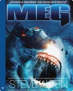 """""""Meg"""" de Steve Alten"""