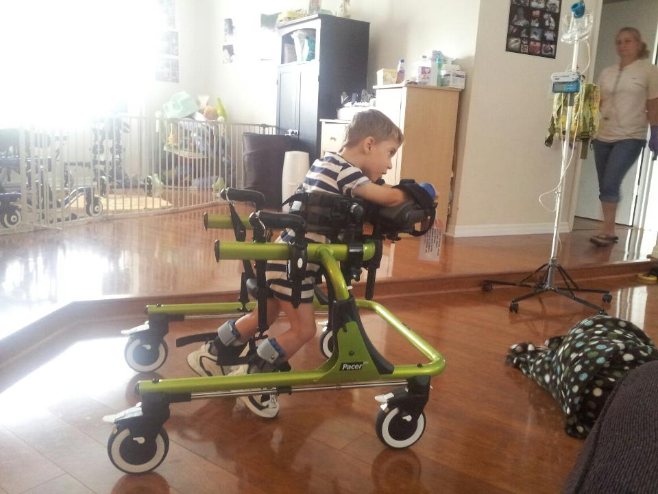 Spastic Quadriplegic Cerebral Palsy Medical Equipment
