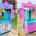 Booth portable minuman Rp 2.800.000