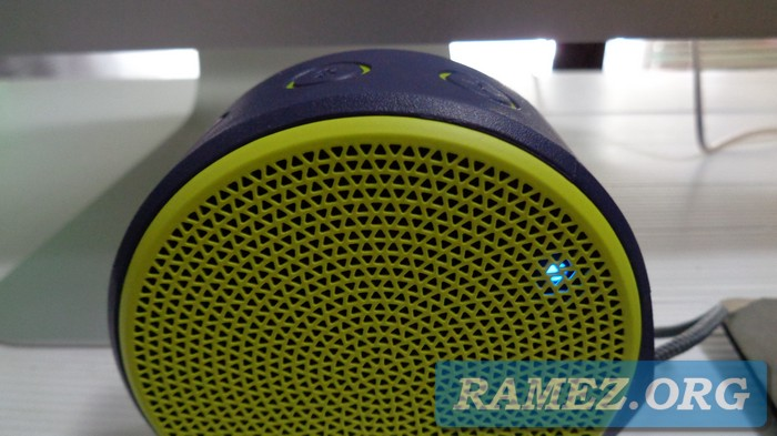 Review Komplit Logitech X100 Mobile Wireless Speaker
