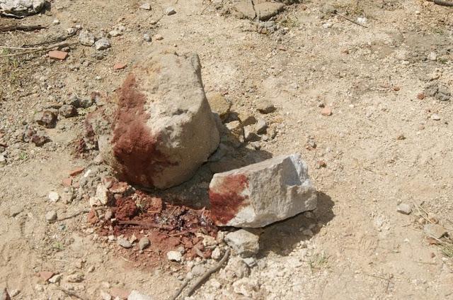Resultado de imagem para mulher morta a pedradas