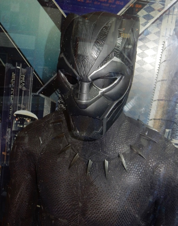 Black Panther film mask