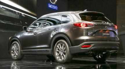 Mazda CX-9 2018 Release Date, Price