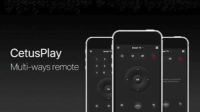Remote FireTV Android TV KODI CetusPlay Pro APK