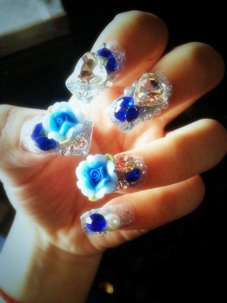 Classic Nails: Classic Nail Art Style 2013