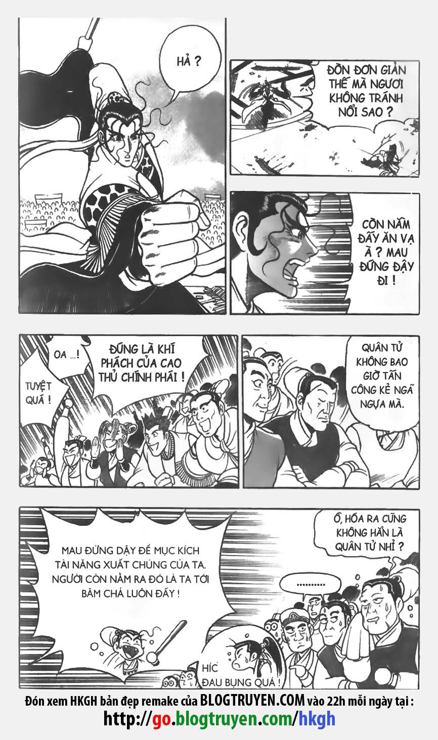 Hiệp Khách Giang Hồ Chap 057