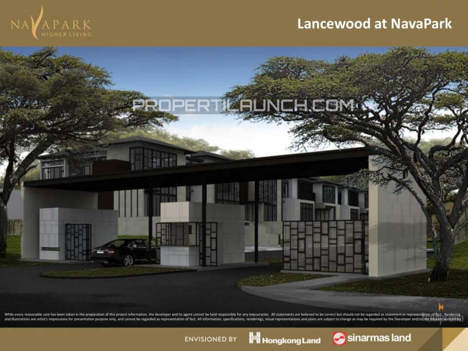 Lancewood NavaPark BSD