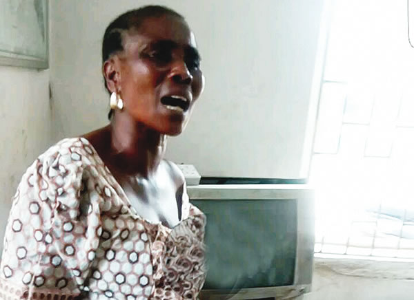 Woman Defrauds Bank Customers By Giving Them Fake Prophecies (Photo)