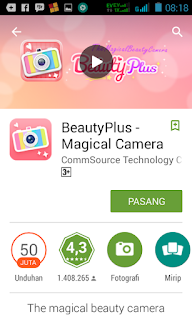 7 Aplikasi Kamera Terbaik Untuk Android