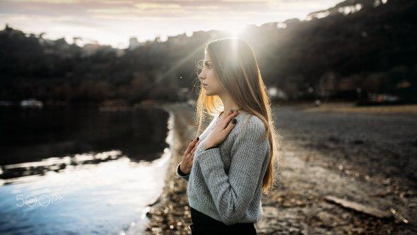 Nicola Davide Furnari 500px arte fotografia mulheres modelos luz natural beleza fashion hora mágica por do sol
