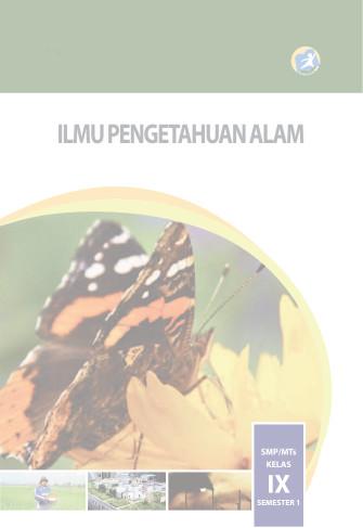 Download Buku Siswa Kurikulum 2013 SMP MTs Kelas 9 Mata Pelajaran IPA Semester 1