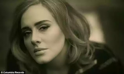 Adele hello it's me i was wondering