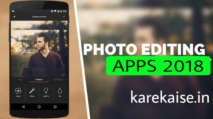 best photo editing apps kon se hai