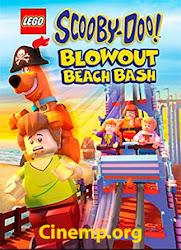 Lego Scooby-Doo! Reventón en la playa