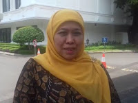 Khofifah Mundur dari Jabatan Mensos? Ini Jawaban Jokowi