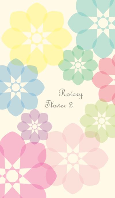 Rotary Flower 2