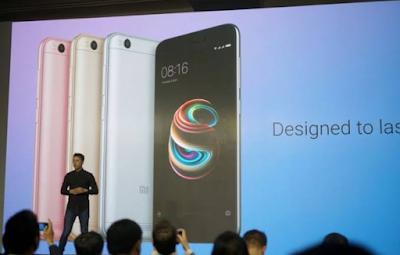 Resmi Meluncur Harga Xiaomi Redmi 5A Dibawah 1 Juta