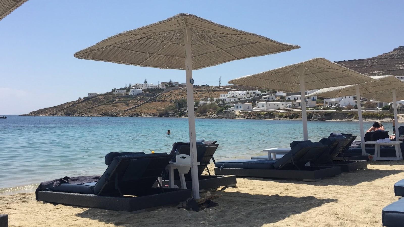 Ornou beach Mykonos