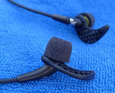 Jaybird Freedom Wireless F5 - Carbon ear fins
