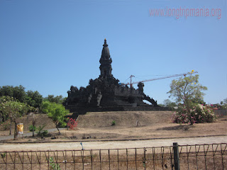 Tempat Wisata Monumen Perjuangan Taman Mumbul Nusa Dua