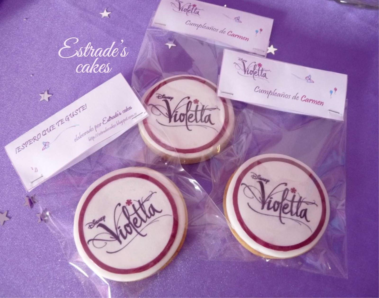 galletas de Violetta - 3