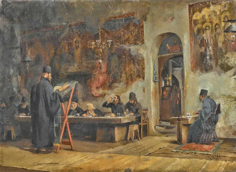 لوحات Orientalist للفنان John Frederick Lewis - Part2