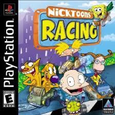 Nicktoons Racing - PS1 - ISOs Download
