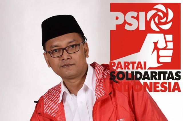 Jubir PSI Tanggapi Farhat yang Minta PSI Dikeluarkan dari Koalisi