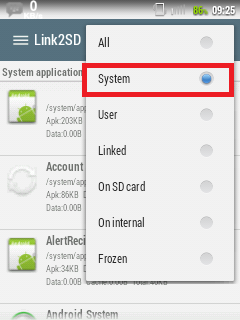 cara menghapus dan uninstal aplikasi bawaan di android root