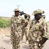 Army Generals survive IED attack by Boko Haram members in Borno