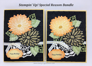 Special Reason Bundle with How To Video, Lovely and Elegant, by Kay Kalthoff Stamping to Share with Stampin' Up!
