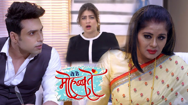 Shocker! Karan's lucrative offer for Yug Bhalla's new trouble awaits in Yeh Hai Mohabbatein