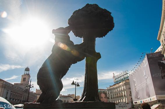 El oso y el madroño. Ruta lowcost por Madrid
