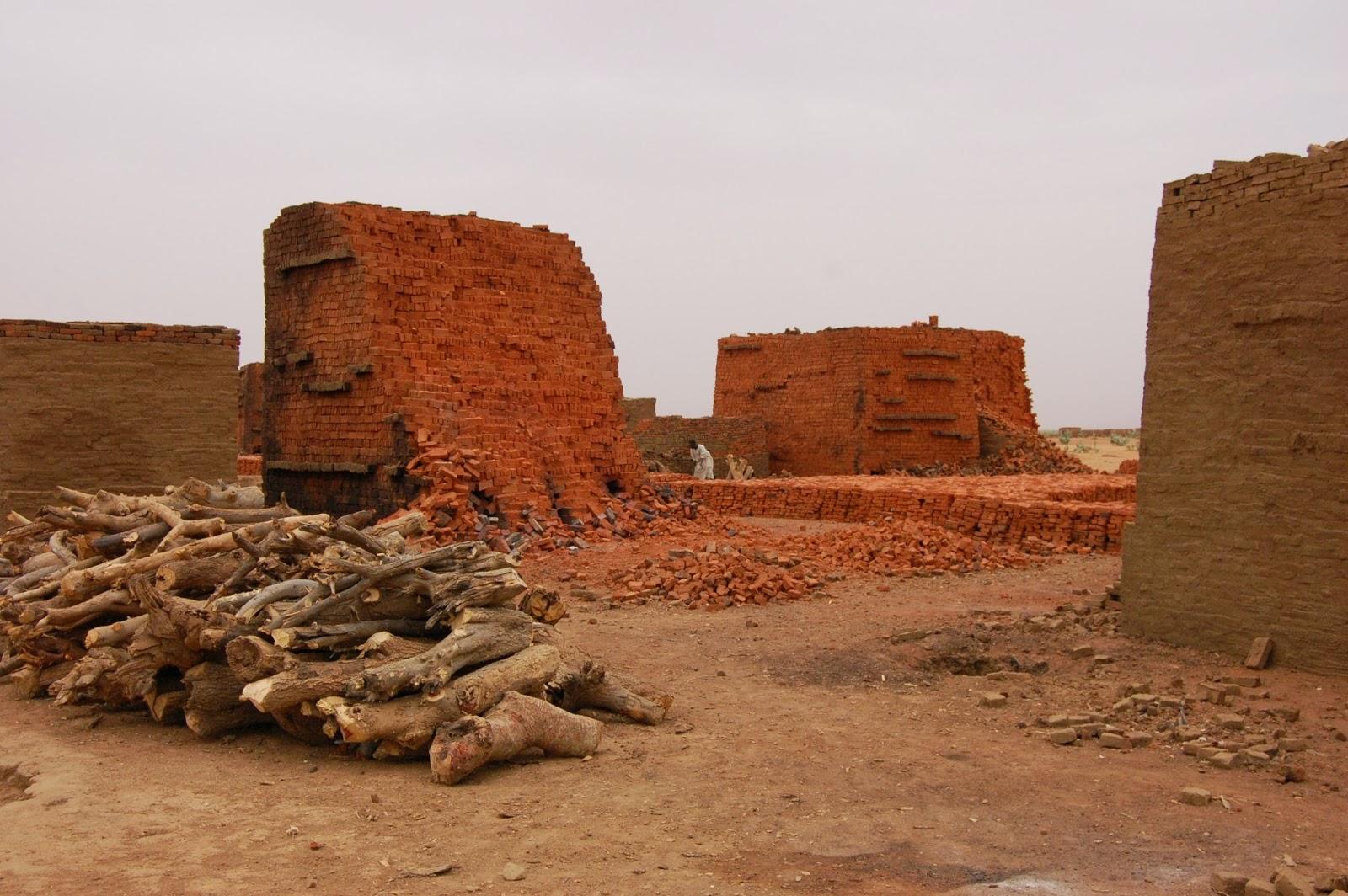 The Brick Kilns