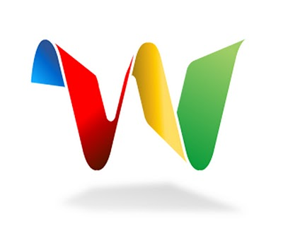 Google Wave Logo: Intelligent Computing