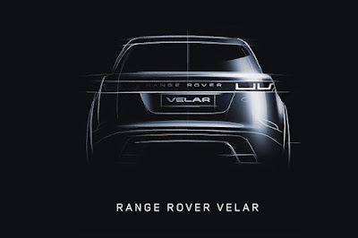 The New Range Rover Velar, an all-new RR model 2017