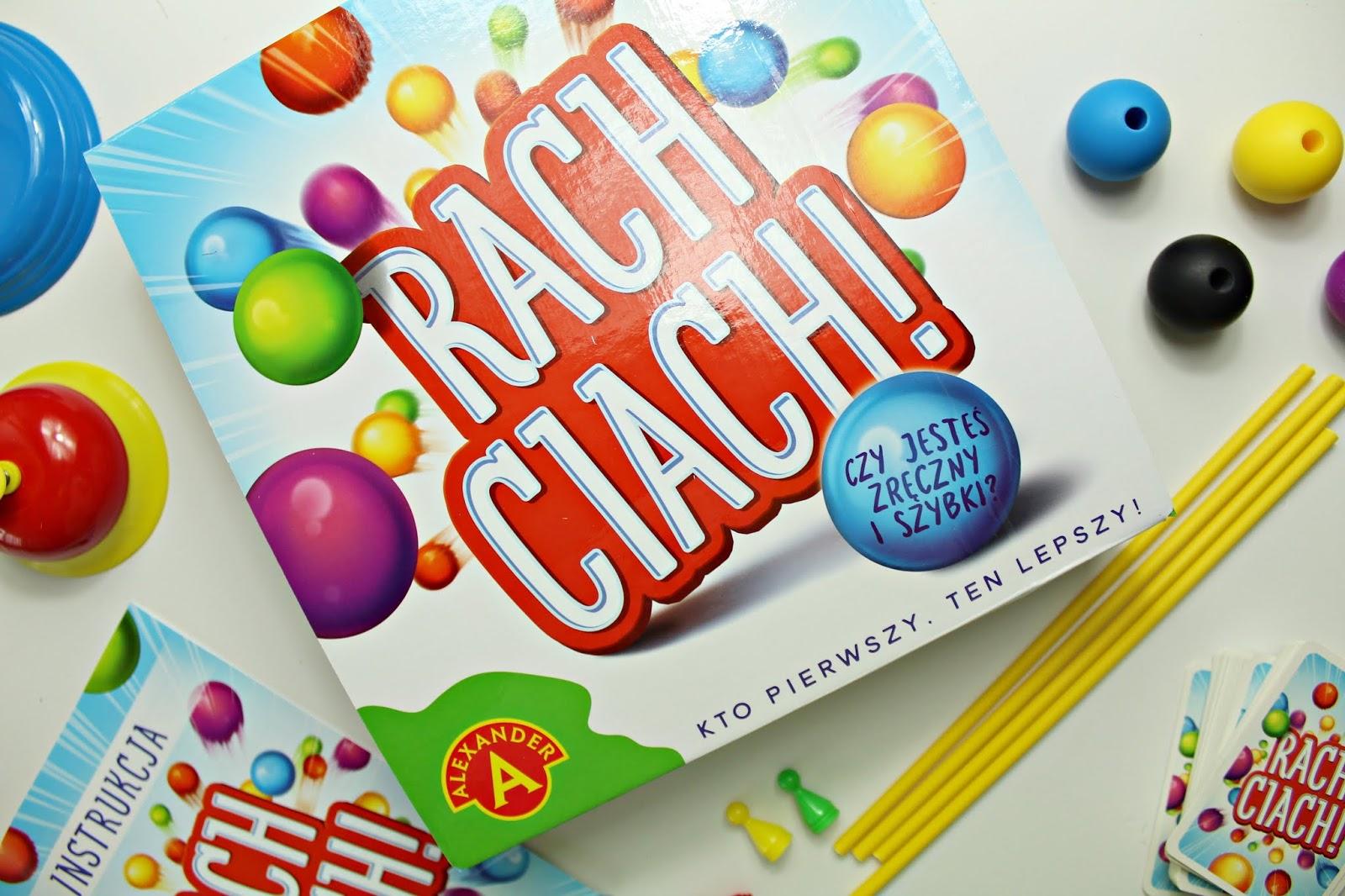 RACH CIACH - wersja familijna - ALEXANDER