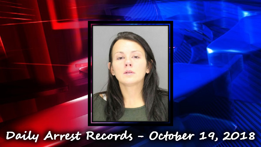 Green Bay Crime Reports: Daily Arrest Records - October 19