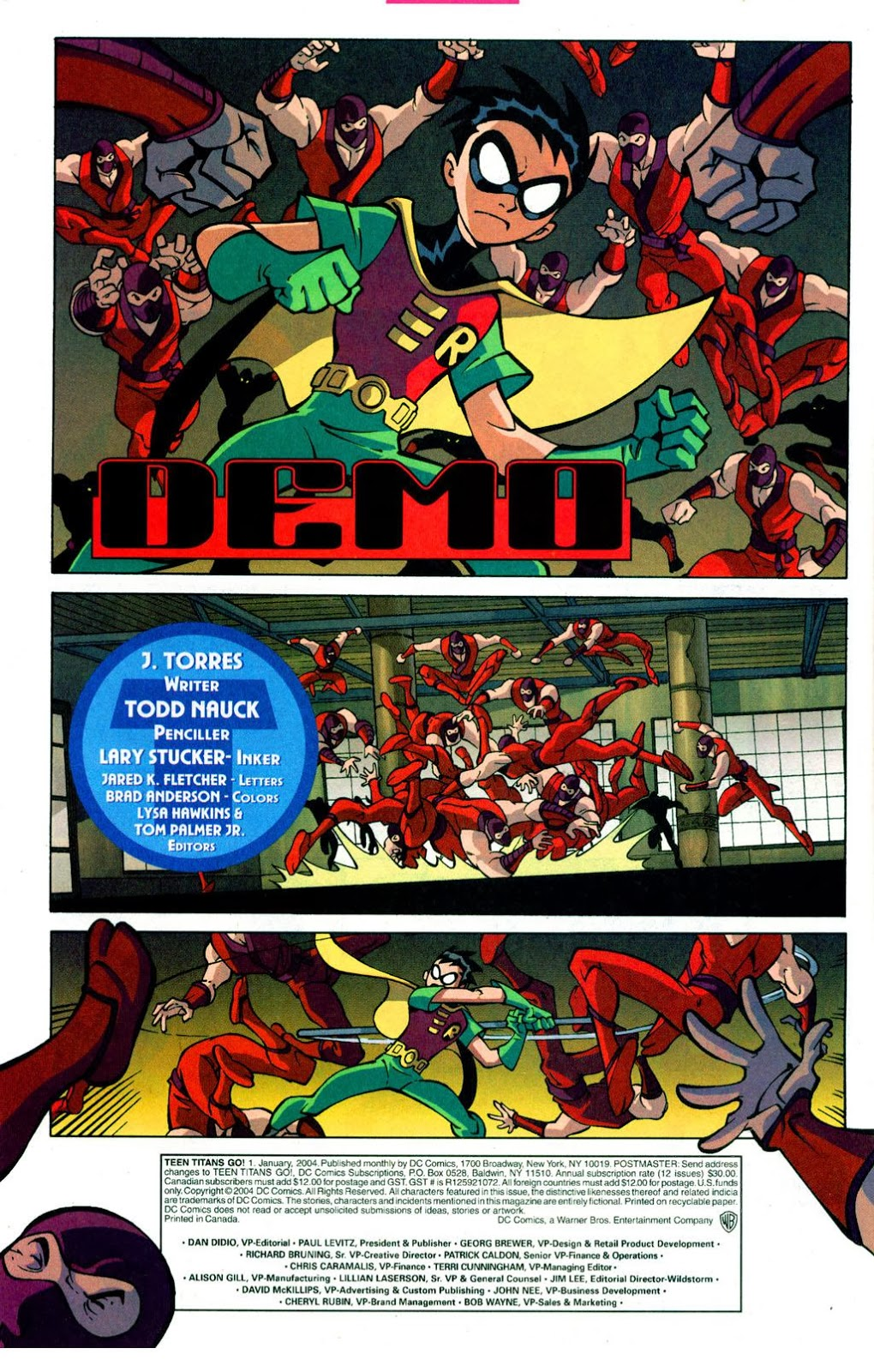 Teen Titans Go Comic Book Series Teen Titans Go Issue 1 -4268