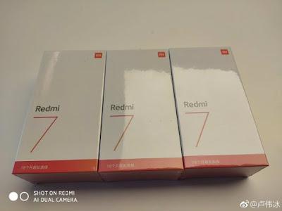 Redmi 7 box Xiaomintro