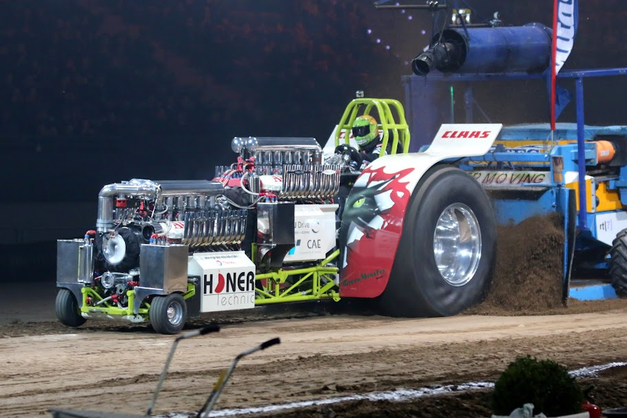 Tractor Pulling News - Pullingworld com: Short review of the