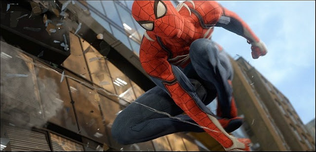 Trailer de Spider-Man - PlayStation 4