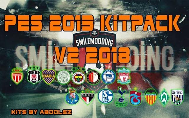 Kitpack Season 2017-18 PES 2013