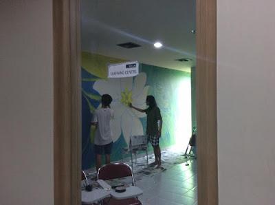 Mural Jogja, mural solo, mural hotel, jasa mural, lukis dinding