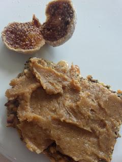 Pasta z suszonych fig