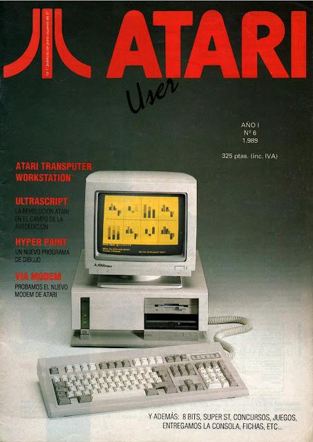 Atari User #06 (06)