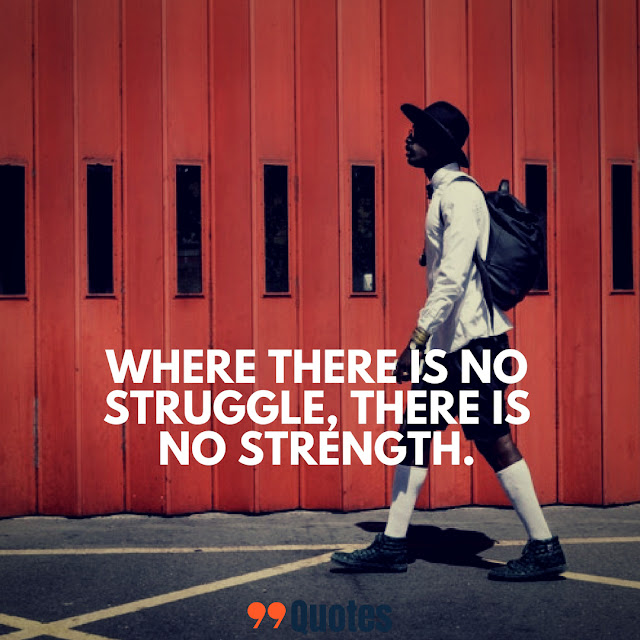 quotes on struggles in life