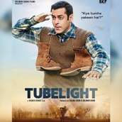 Salman Khan, Sohail Khan film Tubelight Bollywood Highest-Grossing Opening Weekends of 2017, Tubelight Crore 100 Crore Mark, Becomes Highest Grosser Of 2017
