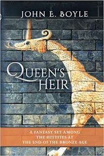 https://www.amazon.com/Queens-Heir-Fantasy-Hittites-Children/dp/1532825455/ref=sr_1_1?s=books&ie=UTF8&qid=1490928510&sr=1-1&keywords=queens+heir+john+e+boyle