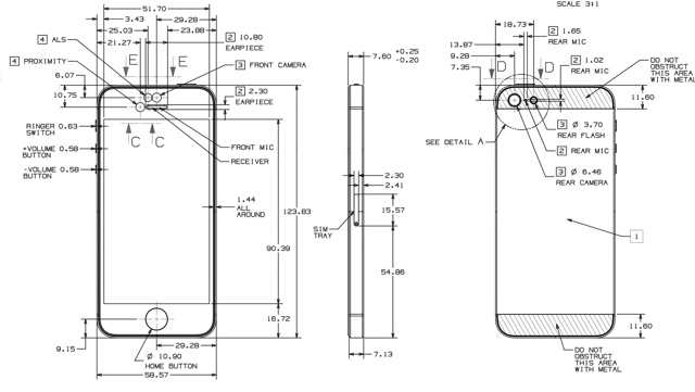 free iphone schematics diagram download
